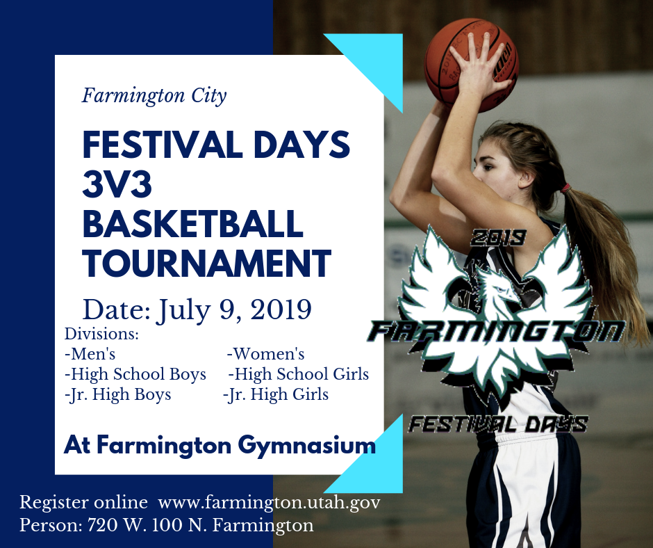Festival Days 3v3 Basketball Tournament 2019