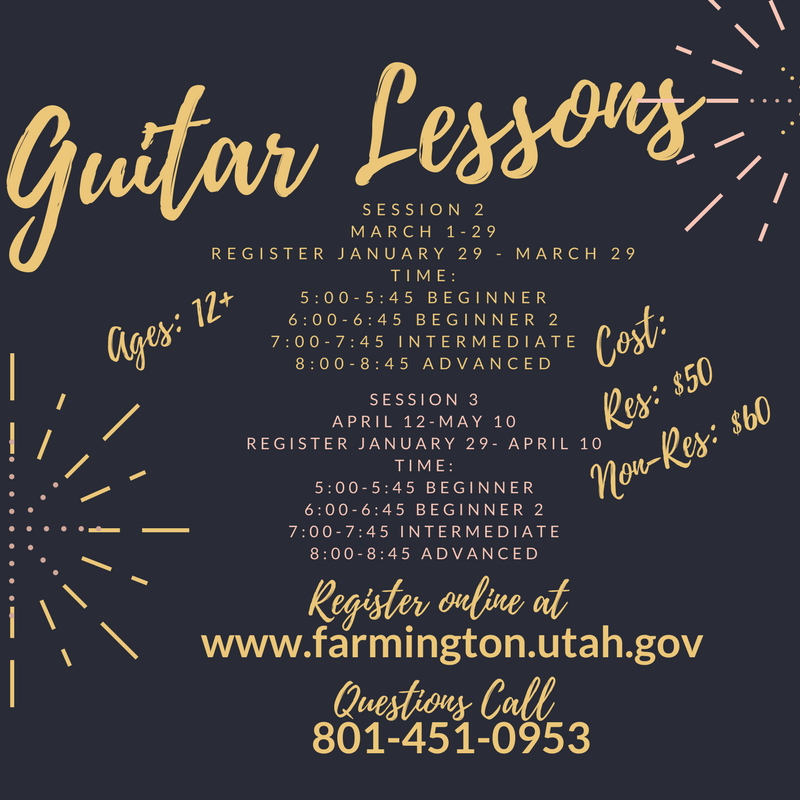 Guitar Lessons (1)