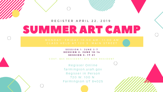 Summer Art Camp (1)